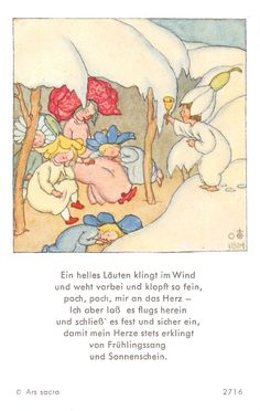"Fleißbildchen Heiligenbild Gebetbild "" IDA Bohatta "" Holy Card ARS Sacra"" H394""   eBay"