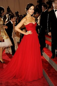 Camilla Belle...stunning.