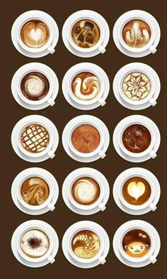 Love a hot mug of cappuccino! Did you know in Italy the don't drink cappuccino in the mornings? I Love Coffee, Coffee Break, My Coffee, Coffee Drinks, Morning Coffee, Espresso Coffee, Coffee Latte Art, Coffee Tables, Drinking Coffee