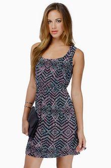 Love this dress. Tobi.com