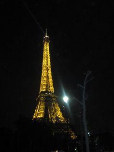 Paris, amazing place.