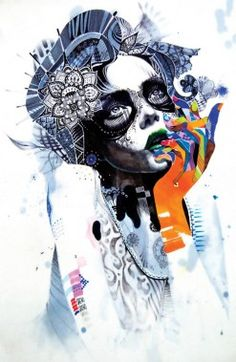 It is hard not to be impressed by the young South Korean-born artist Minjae Lee. At just 22 years of age, he has amassed an impressive portfolio of colorfu