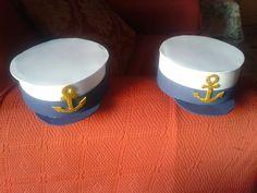 Gorro marinero goma Eva | disfraces | Pinterest