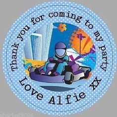 go kart party bags uk - Google Search