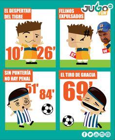 ¡TigresOficial hizo su 'luchita' y Club de Futbol Monterrey hasta se dio el lujo de fallar dos penales!  #Clásico108 #somosJUGOtv