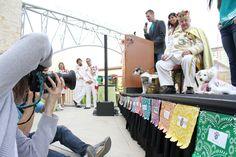 El Rey Fido & the Royal Court 2013 Coronation Ceremony