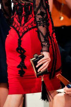 Emilio Pucci S/S 2012, Milan Fashion Week