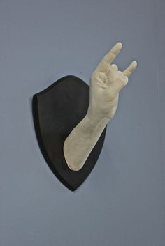 One of a Kind Rock n' Roll Wall Sculpture