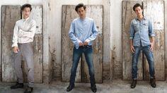 Uniform Jeans, ENJOY THE WASHING EXPERIENCE