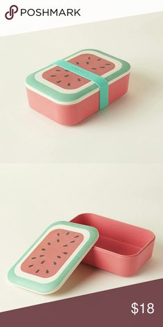 Last chance!Sunny Life Eco Lunch Box in Watermelon Brand new in original packaging! Sunny Life Eco Lunch Box in Watermelon  -adorable Watermelon print cover -dishwasher safe Sunny Life Accessories