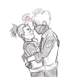 KakaIru... My secret weakness....