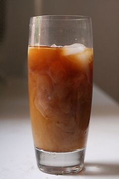 The Bitten Word: Cold-Brewed Iced Coffee