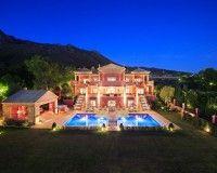 Villa in Marbella Golden Mile Malaga