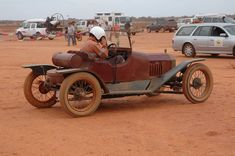 A veteran of two Lake Perkolilli reenactment events, the Ashton Racer uses a front end possibly from a car which raced at Sydney Speedway in the Ford Models, Antique Cars, Racing, Antiques, Vehicles, 1930s, Sydney, Events, Red