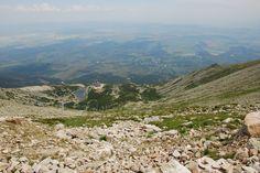 Łomnicki peak SLOVAKIA