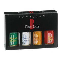 Mini Asian Oil Box, Set of 4 | Sur La Table