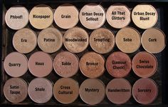 mac eyeshadow grain - Google Search