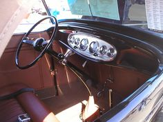 Features - Hot Rod interiors/upholstery picture thread | The H.A.M.B.