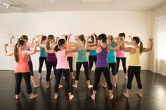 Barre and Chill - Inspiring beats to motivate you through class!