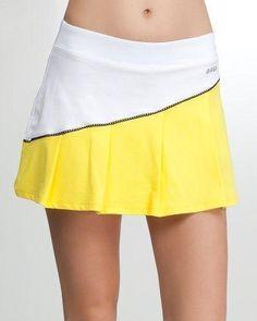 I want this tennis skirt! Tennis Skirts, Sports Skirts, Tennis Dress, Tennis Clothes, Sunday Clothes, Athletic Skirts, Mini Skirt Dress, Football Girls, Tennis Fashion