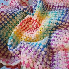 The Patchwork Heart: Granny Square Tutorial