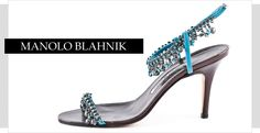 Manolo Blahnik >> Gorgeous!