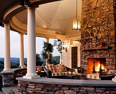 incredible front porch