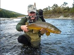 """Trout """"the other"""" way – Rapala lure fishing New Zealand"""