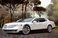 Lincoln Continental Concept Car.    Very Nice Design. Rounded just enough, but with squared shoulders for a very balanced look. I think it would sell well, depending on when it was introduced. Great 2011 design, and  I love it!  Before this, I believe the '69 Continental was the best design for the grille, body and rear, and still is. Definitely the best grille on the '69.