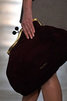 Clutch Purse ~ by Miu Miu