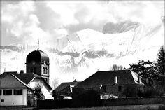 Franse alpen.