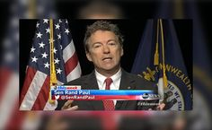 Rand Paul Challenges Maddow To A Duel...But Even THAT Idea Was Stolen