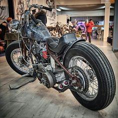 Harley Davidson Pan/Shovel Panhead @leecolnhotrods