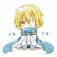 chibi Oliver (vocaloid) too cute