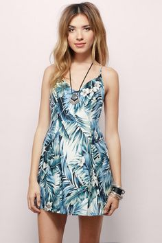 See You At Sunset Day Dress