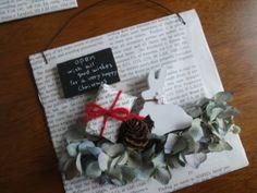 彩を添える小さなお洒落工芸 iCRAFT: クリスマスランチ♪