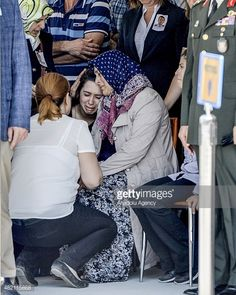 ISTANBUL, TURKEY - JULY 27: Zarife Sivri ©, mother of the... #sivri: ISTANBUL, TURKEY - JULY 27: Zarife Sivri ©, mother of the… #sivri
