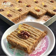 Image may contain: food Turkish Recipes, Bon Appetit, Sweet Recipes, Waffles, Buffet, Deserts, Dessert Recipes, Food And Drink, Sweets