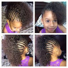 Stupendous Mixed Girl Hairstyles Mixed Girls And Hairstyles For Girls On Short Hairstyles For Black Women Fulllsitofus