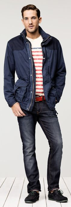 Men's style :: Max Rogers for Tommy Hilfiger's Pre Spring 2013 Lookbook