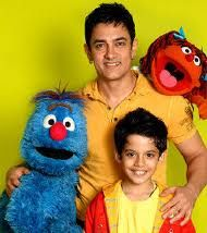 I loved meeting Aamir Khan and Darsheel Safary. So did Googly.