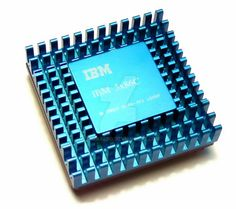 This is a vintage CPU  from `90s  - post processed photo by attilasebo