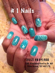 Gelish nail art nails and nail art pinterest gelish nails gelish nail art two tone contrasting colors prinsesfo Images