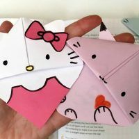 kitten bookmark hello kitty