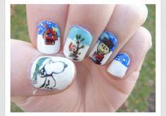 Charlie Brown Christmas Naila #Christmas #Cute