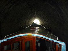 Through Tunnel de Ham.