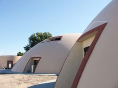 Image: Activity Dome — A balcony in the Activity Dome overlooks the recreational area.