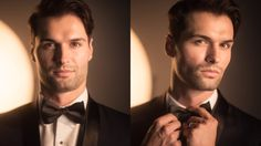 How to turn your male subjects from doofy to dapper in three simple steps - DIY Photography