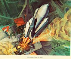 To the Stars! Space Shuttle Program concept...