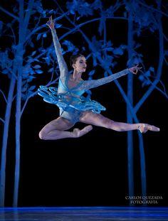 Compañía Nacional de Danza // México - A Midsummer Night´s Dream - James Kelly Fotografía Carlos Quezada